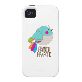 Branch Manager iPhone 4/4S Covers