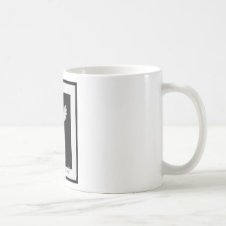 Branch Basic White Mug