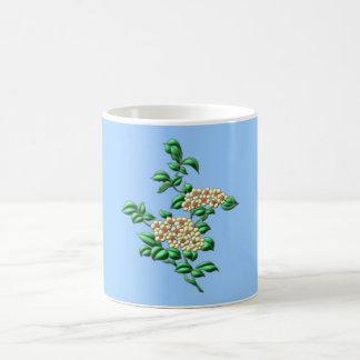 Branch of bloom mug