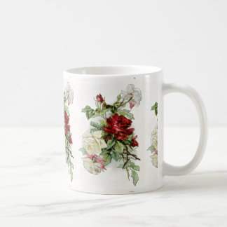 Branch of Roses Mugs