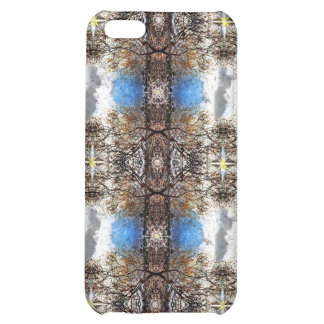 Branch Tapestry Pattern iPhone 5C Cases
