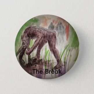 branch, The Break 6 Cm Round Badge