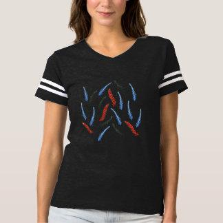 Branch Women's Football T-Shirt