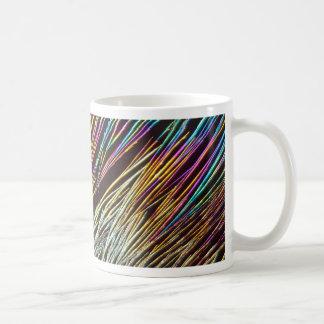 Branched, Chloroacetanilide Crystals Coffee Mug