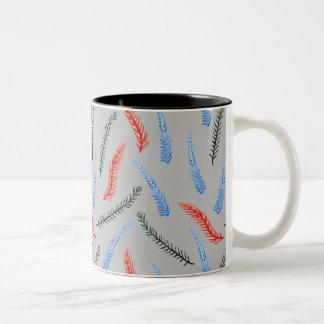 Branches 11 oz Two-Tone Mug