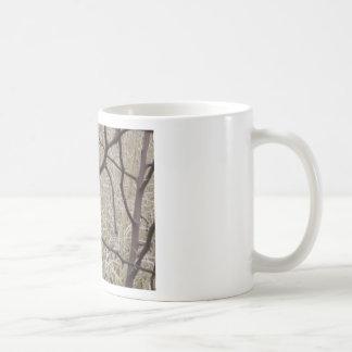 Branches and Dry Grass Basic White Mug