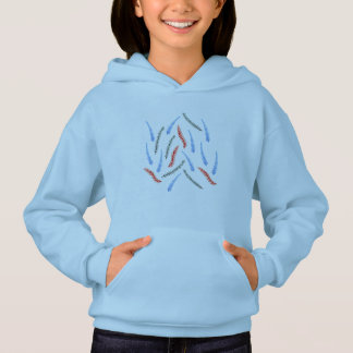 Branches Girls' Hoodie