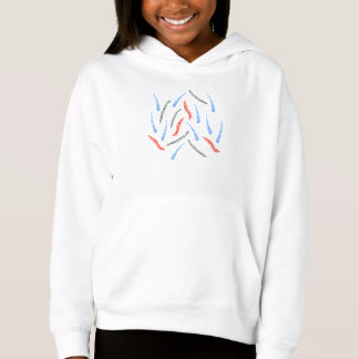 Branches Girls' Pullover Hoodie