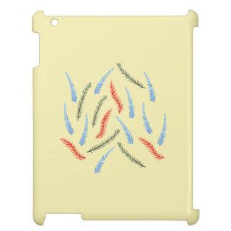 Branches Glossy iPad Case