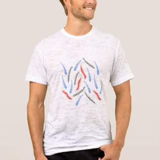 Branches Men's Burnout T-Shirt