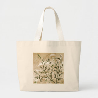 Branches of Life Jumbo Tote Bag