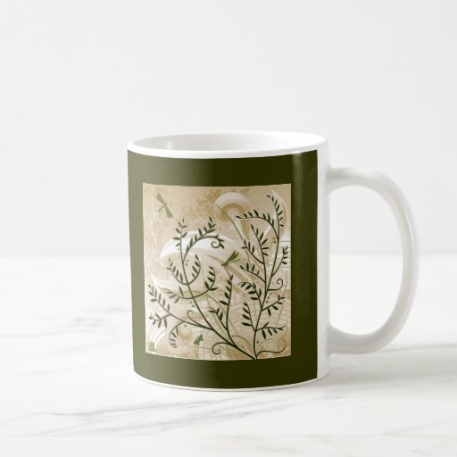 Branches of Life Coffee Mugs