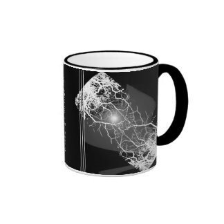 Branches To Roots Ringer Coffee Mug
