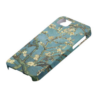 Branches with Almond Blossom by Vincent van Gogh iPhone 5 Case