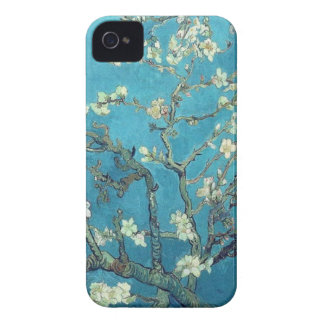 Branches with Almond Blossom  - Van Gogh Case-Mate iPhone 4 Cases