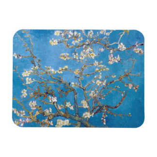 Branches with Almond Blossom Van Gogh Magnet