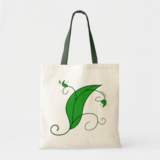 Branching leaf bag