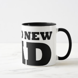 Brand New Dad Mug