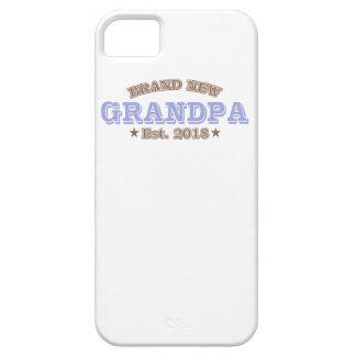 Brand New Grandpa Est. 2018 (Purple) Case For The iPhone 5