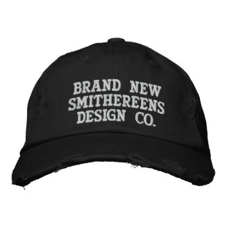 Brand New Smithereens Design Co. Hat