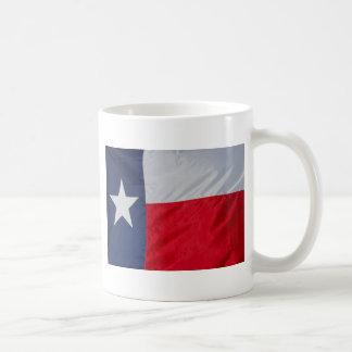 Brand New Texas Flag Basic White Mug