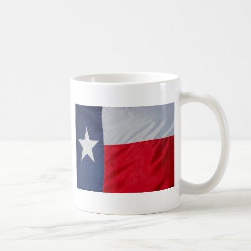 Brand New Texas Flag Mugs
