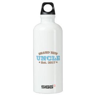 Brand New Uncle Est. 2017 (Blue) SIGG Traveller 0.6L Water Bottle