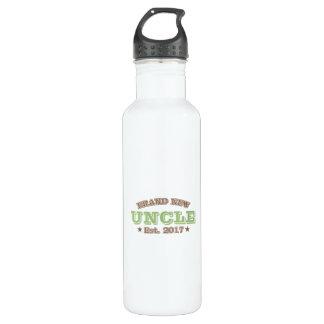 Brand New Uncle Est. 2017 (Green) 710 Ml Water Bottle