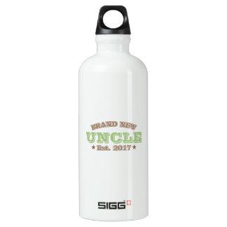 Brand New Uncle Est. 2017 (Green) SIGG Traveller 0.6L Water Bottle