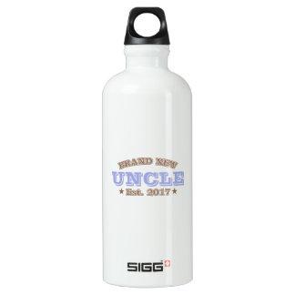 Brand New Uncle Est. 2017 (Purple) SIGG Traveller 0.6L Water Bottle