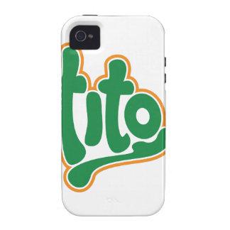 brand tito Case-Mate iPhone 4 cover