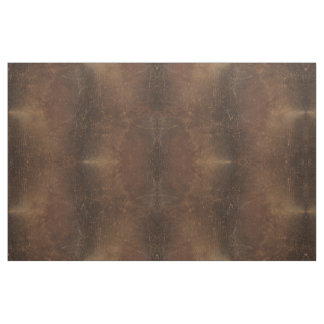 Branded Cowhide Faux Leather Fabric