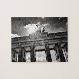Brandenburg gate Berlin Germany puzzle