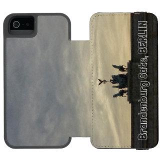 Brandenburg Gate sunset 001.06, Berlin Incipio Watson™ iPhone 5 Wallet Case