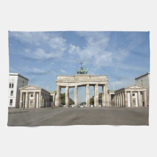 Brandenburg Gates, Berlin Tea Towel