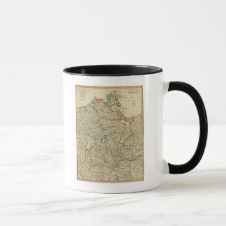 Brandenburg, W Pomerania Mug