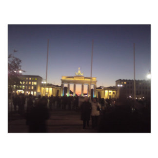 Brandenburger gate Brandenburg gate Postcard