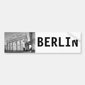 Brandenburger Tor Bumper Sticker