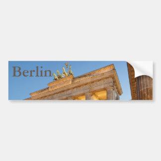 Brandenburger Tor in Berlin Bumper Sticker