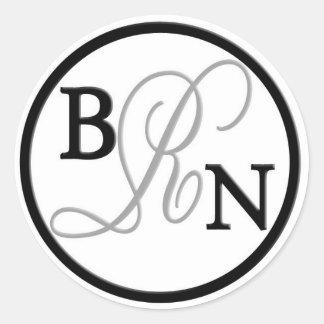 Brandi Sticker