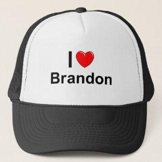 Brandon Trucker Hat