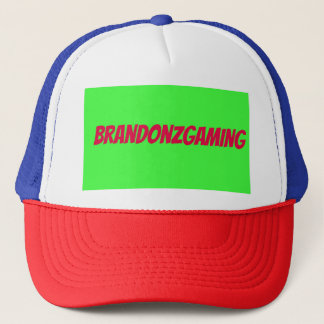 BrandonzGaming Trucker Hat