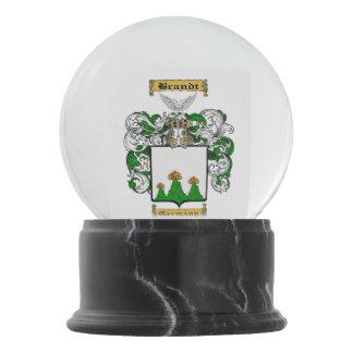 Brandt Snow Globe