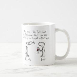 brandy coffee mug