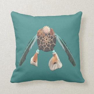 Brandy Tuft Cushion