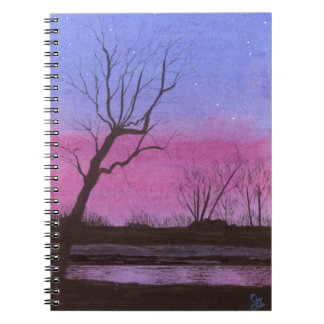 Brandywine Evening Notebook