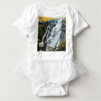 Brandywine Falls Cuyahogo National Park Ohio Baby Bodysuit