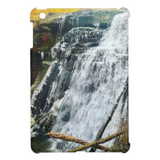 Brandywine Falls Cuyahogo National Park Ohio iPad Mini Covers