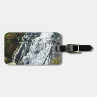 Brandywine Falls Cuyahogo National Park Ohio Luggage Tag