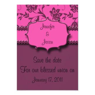 Brandywine Wedding Invitation